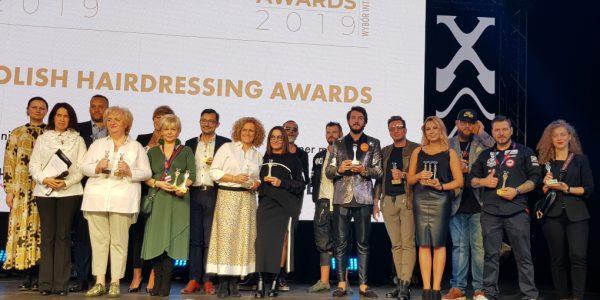 Laureaci Polish Hairdressing Awards 2019